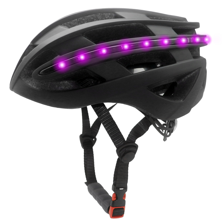 Amazing smart LED bicycle helmet intelligent bike helmet with turn signal