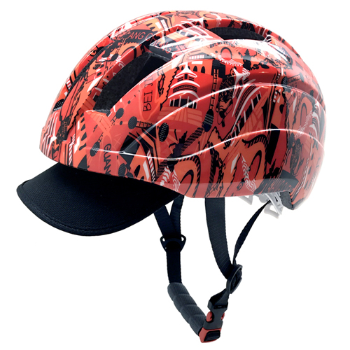 New design bluetooth bicycle helmet smart bike helmet with built-in wireless bluetooth speaker