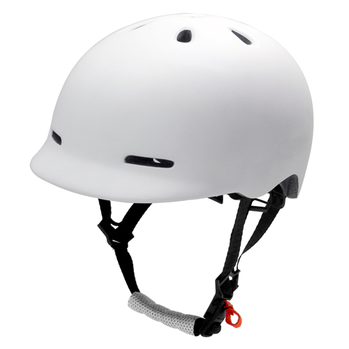 TOP in-mold skateboard helmet urban bike helmet with visor
