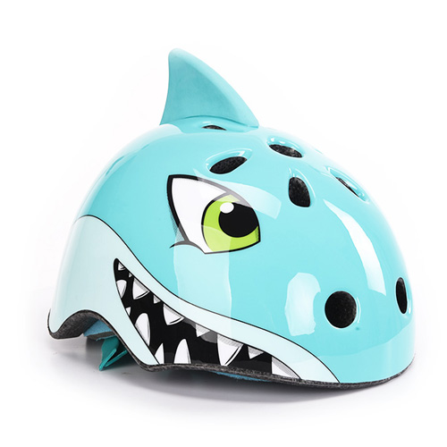 Animal 3D kids bike helmet EPS+PC baby bicycle helmet CG-K08